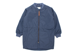 Mini A Ture Hailey transition jacket blue nights
