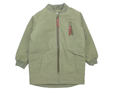 Mini A Ture Hailey transition jacket deep green