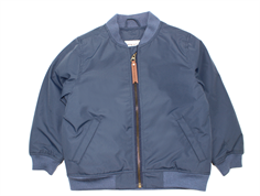Mini A Ture Harly transition jacket blue nights
