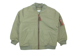 Mini A Ture Harly transition jacket deep green