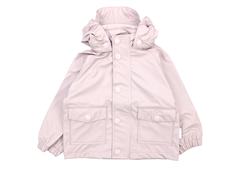 Mini A Ture Julien raincoat violet ice