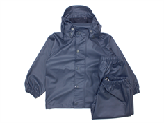 Mini A Ture Juliro rain wear ombre blue
