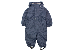 Mini A Ture Reinis rain suit ombre blue fleece lining