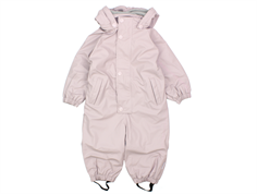 Mini A Ture Reinis rain suit violet ice fleece lining