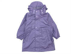 Mini A Ture Riley rain jacket/raincoat purple heart