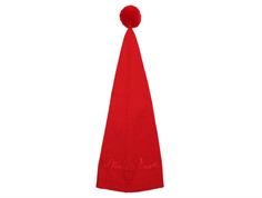 Mini A Ture Santa hat haute red