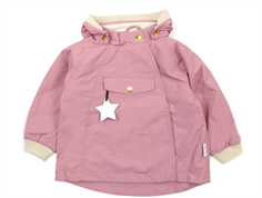 Mini A Ture Wai transition jacket lilas rose