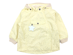 Mini A Ture Wai transition jacket yellow anise flower silver splash