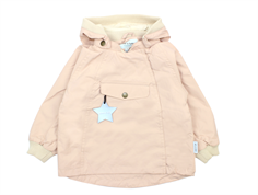 Mini A Ture Wai transition jacket rose dust