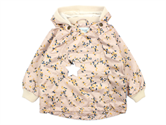 Mini A Ture Wai transition jacket rose dust print