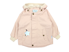 Mini A Ture Wally transition jacket rose dust