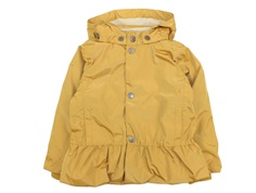Mini A Ture transition jacket Wela honey mustard