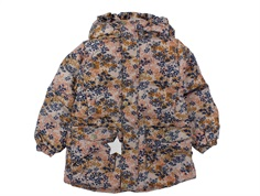 Mini A Ture winter coat Wencka satellite flowers