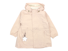 Mini A Ture Wilja transition jacket rose dust