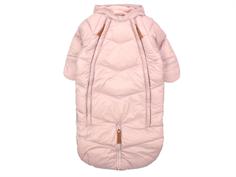c82cc849 Mini A Ture Yoko baby bunting/snowsuit pale mauve