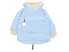 Mini A Ture baby Vito transition jacket cerulean blue