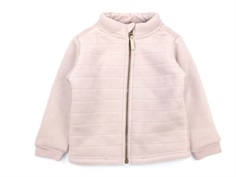 Mini A Ture fleece jacket Gael cloudy rose