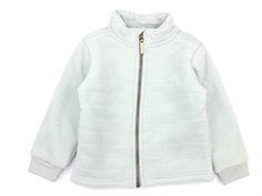 Mini A Ture fleece jacket Gael Puritan gray