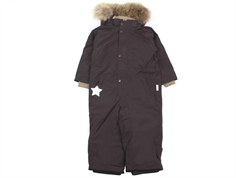 Mini A Ture Wanni snowsuit fur licorise
