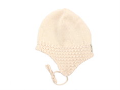 Mini A Ture hat Gill creme de peche wool/fleece