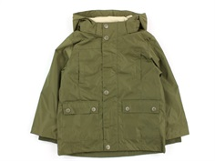 Mini A Ture transition jacket Wagner burnt olive