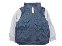Mini A Ture jacket Haki ombre blue