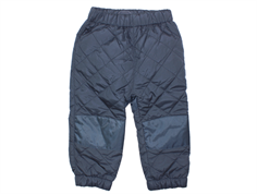 Mini A Ture Birke thermal trousers ombre blue