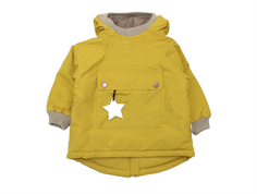 Mini A Ture winter jacket Baby Wen dried tobacco