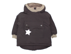 Mini A Ture winter jacket Baby Wen licorise