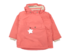 Mini A Ture winter jacket Wang faded rose