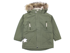 Mini A Ture winter jacket Wille clover green