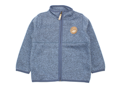 Mini a Ture cardigan/jacket Cozmo dusty blue