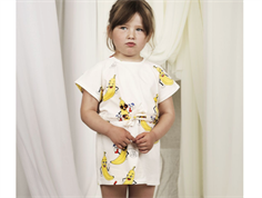 Mini Rodin dress banana off-white