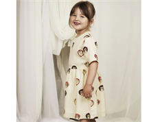 Mini Rodin dress monkey off-white