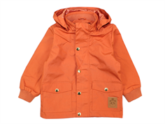 Mini Rodini Pico transition jacket orange