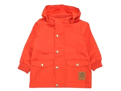 Mini Rodini transition jacket Pico red
