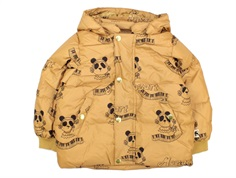 Mini Rodini winter jacket Puffer beige mozart