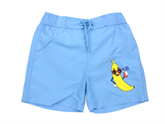 Mini Rodini trunks banana light blue