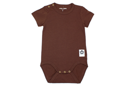 Mini Rodini body Solid brown