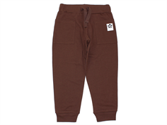 Mini Rodini pants Solid brown