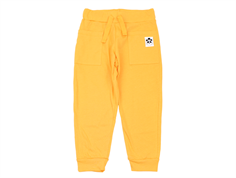 Mini Rodini pants Solid yellow