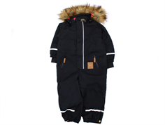 Mini Rodini snowsuit Kebnekaise black