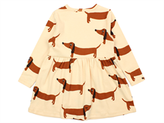 Mini rodini dress dog