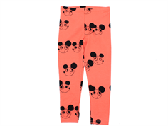 Mini Rodini leggings catz pink