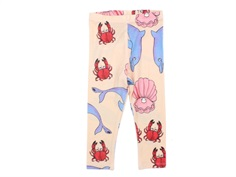 Mini Rodini leggings dolphin multi
