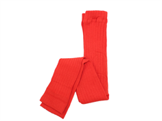 Mini Rodini leggings red