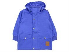 Mini Rodini transition jacket Pico blue