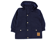 Mini Rodini transition jacket Pico navy