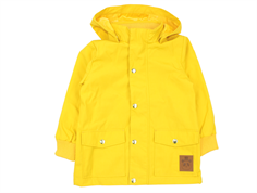 Mini Rodini transition jacket Pico yellow