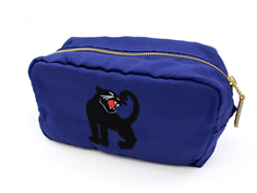 Mini Rodini pencil panther blue